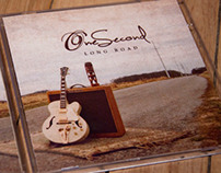 OneSecond Long Road EP Art