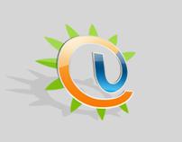 UniverOS Logo Drafts