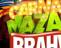 Carnaval Mazate 2011 - Brahva