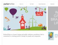 ParkerWhite Agency Site
