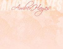 Amber Hayes
