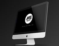 MSBeats one page website