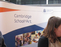 Cambridge School of Art Banner