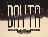 Dayta Typeface
