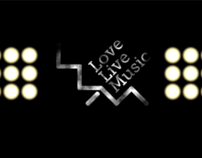Love Live Music ident package
