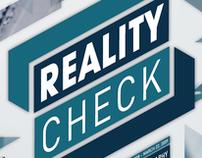 Reality Check Event Branding