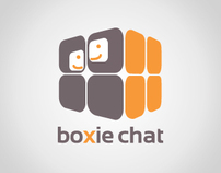 Boxie Chat Logo