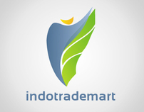 Indotrademart Logo
