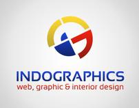 Indographics Logo