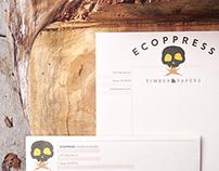 ECOPPRESS PARODY BRANDING//FALL2014