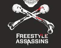 Freestyle Assassins - Shirt Design