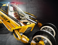 Victorious Beast   || Automotive Design