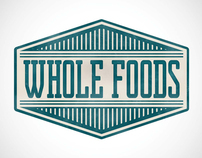 Whole Foods Re-brand