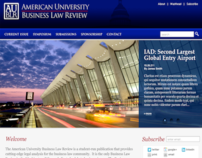American University Business Law Review