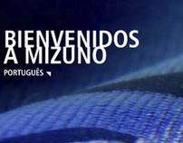 Mizuno Vilella Website