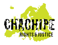 Logo design for a human rights NGO