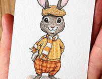Bunnies ACEO Collection
