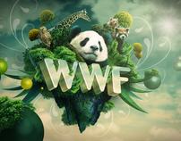 WWF- LOGO artwork
