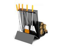 SIMPLIS _ fireplace set