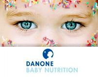 Website Danone Baby Nutrition