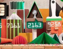 PROMO MTV/ Bankia credit card design contest