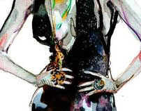 Fashion Illustration #1_Inspiration