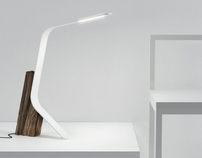 W&M Lamp