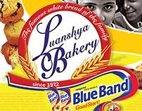 Luanshya Bakery & Blueband Margarine Promotion