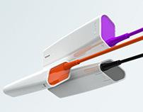 IRIVER SOUL - USB Stick/Mp3 player