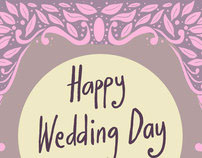 Citra & Ridwan's Wedding Greetings