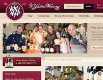 V. Sattui (Winery Web Site)
