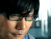 [Interview] Atomix People: Hideo Kojima