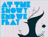 SNOWY END POSTER