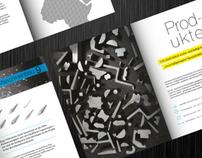 Brochure design for Vol-Stahl GmbH