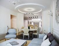 Apartment in Krasnodar number two.
