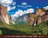 Tenaya Lodge Collateral