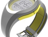REEBOK   InTouch HRM & InShape fitness watch series