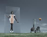 Veneer, S/S MMXII - Design by Franca Sabatini