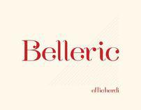 Belleric New Typeface