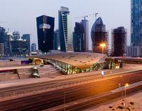 Dubai Metro Project