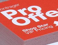 Bontrager Pro Deal cards