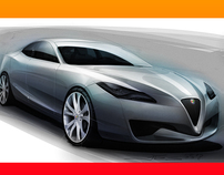 Alfa Romeo Coelus
