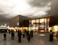 Tullamore Community Arts Centre - Competition Entry