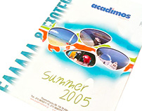 Akadimos - Summer Holidays Catalog 2005