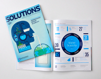 Black & Veatch: Solutions Infographic