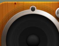 iOS Speaker Icon