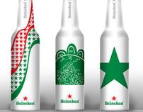 Heineken - in the future bottles