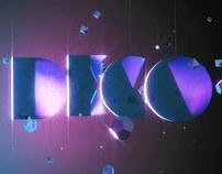 Alex Trochut - Neo Deco Ident (Hype for Type)
