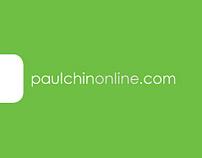Business Card: Paul Chin