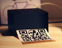 QR Code printer